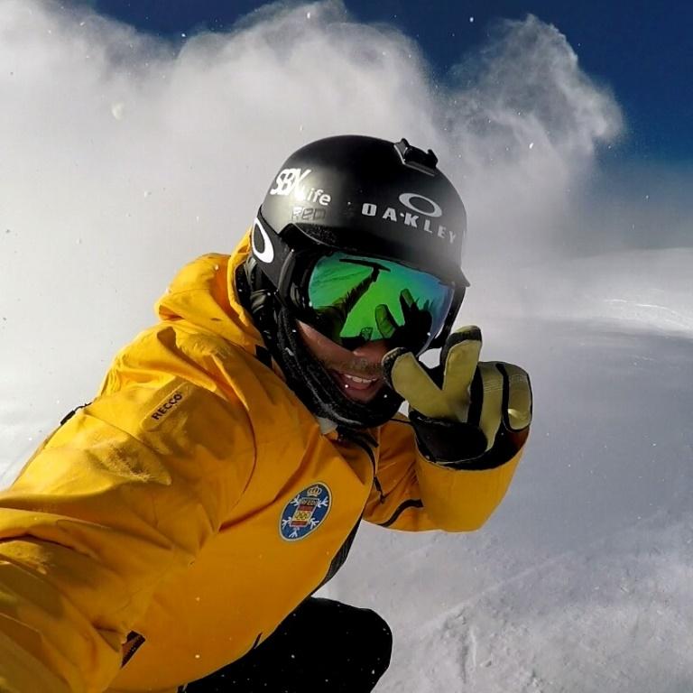 SNOWBOARD – LARO DE NUEVO OLIMPICO !!!