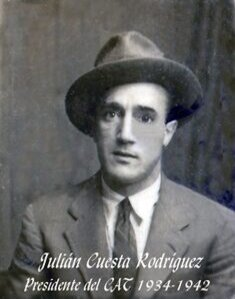D. JULIAN CUESTA RODRIGUEZ