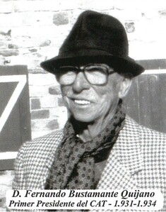 D. FERNADO BUSTAMANTE QUIJANO